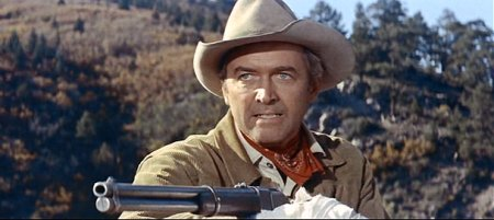 James Stewart in The Man from Laramie